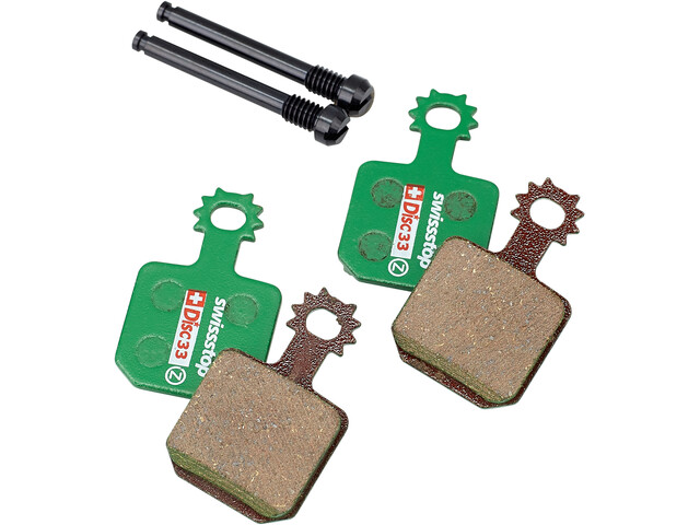 SwissStop Disc 33 Brake Pads for Magura green